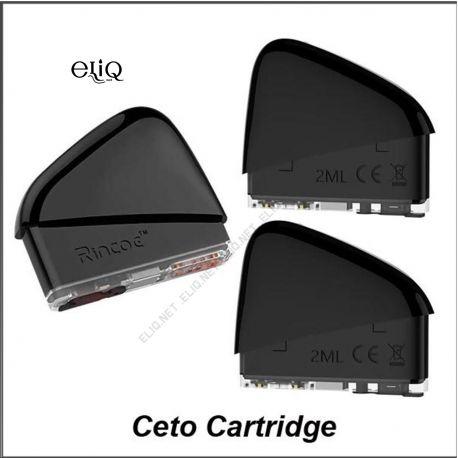 Картридж (под) Rincoe Ceto Cartridge 2 мл, 1.3 Ом