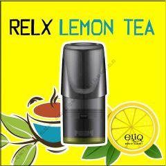 Lemon Tea RELX PODs 3% 30мг заправленные картриджи Лимонный чай