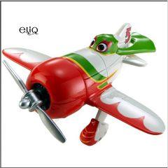 Самолет Эль Чупакабра из Литачки Дисней (El Chupacabra Planes, Disney) - металлическая модель