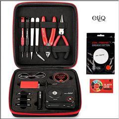 Coil Master E-cig DIY Kit V3 - большой набор инструментов + омметр + кейс.