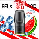 Fresh Red RELX PODs 3% 30мг картридж (под) арбуз, лед