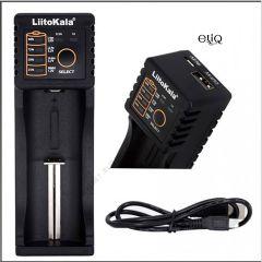 Liitokala Lii 100 зарядное устройство для аккумуляторов