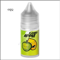 30ml F*cked Liquids Apple SALT. Жидкость для заправки под-систем. Яблоко, лимон Соль