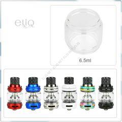20 х 24.3 (28) мм, 6.5 мл Стекло, дутая колба для Eleaf iJust 3 и атомайзеров ELLO/ ELLO Duro/ ELLO VATE. Оригинал.