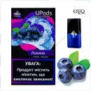 1шт JUUL Upods Black Edition Blueberry - Картридж (под) для электронной сигареты, Pod-системы Джул Черника (Лохина)
