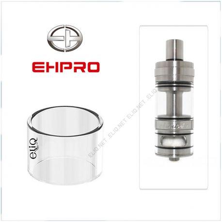 15 х 24 мм Колба EHPRO Etank F1 glass Short - стекло, танк