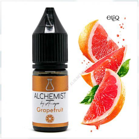 10 мл. Grapefruit Alchemist by A-Vape SALT - вейп-жидкость для заправки электронных сигарет. Грейпфрут Соль Алхимик