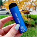SEXIBAR 1000 Puff - Cherry Blue Cola Disposable мини-вейп, одноразовая электронная сигарета. Кола, вишня, голубая малина