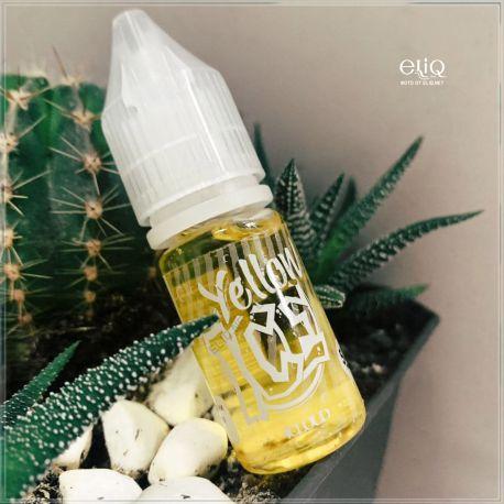 11 мл 50 мг Yellow ICE Salt - вейп-жидкость для заправки электронных сигарет. Соль Манго, персик