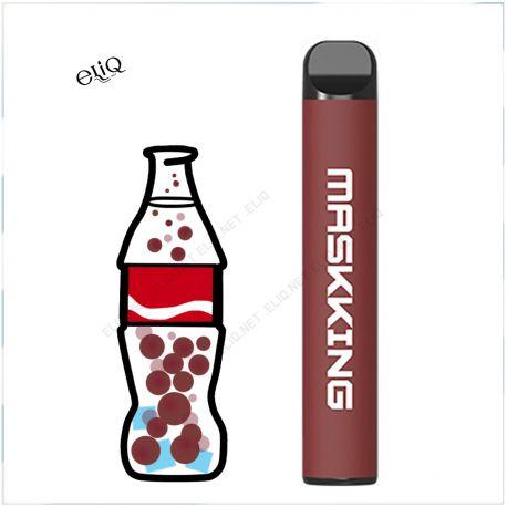 Maskking High GT Ice Coke Одноразовая электронная сигарета Масккинг Кола