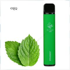 Elf Bar 1500 Puff - Spearmint одноразовая pod-система, Эльф бар Мята