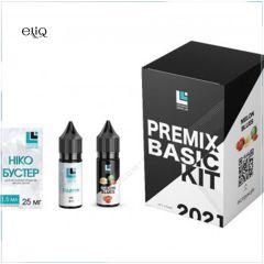 Premix Basic Kit Melon Blues ULL SALT, дыня, арбуз, клубника