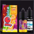 Grape Fa JoJuice Salt 30 мл набор компонентов Виноградная фанта Соль