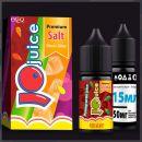 Red heart JoJuice Salt 30 мл набор компонентов Гранатовый сок Соль
