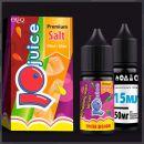 Black forest JoJuice Salt 30 мл набор компонентов Лесные ягоды Соль
