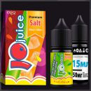 Kiwi mango JoJuice Salt 30 мл набор компонентов Киви-Манго-Лед Соль