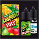 Apple Candy Juice Salt 30 мл набор компонентов Яблоко, конфета Соль