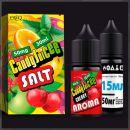 Cherry Candy Juice Salt 30 мл набор компонентов Вишня, карамель, конфета Соль