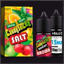 Raspberry Candy Juice Salt 30 мл набор компонентов Малина, конфета Соль