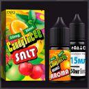 Orange Candy Juice Salt 30 мл набор компонентов Апельсин, конфета Соль