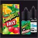 Mint Candy Juice Salt 30 мл набор компонентов Мята, конфета Соль