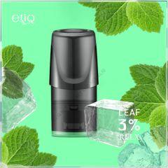 Mint RELX PODs 3% 30мг Leaf заправленные картриджи (поды) Мята