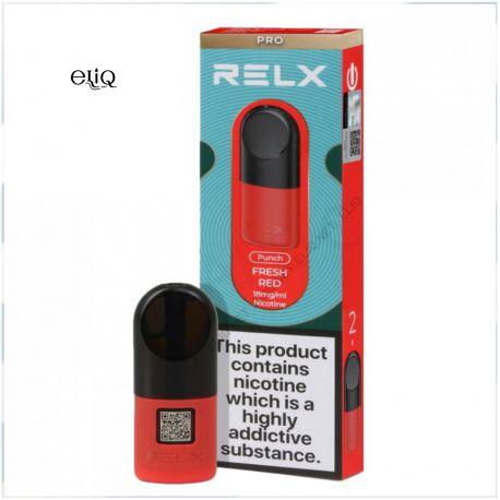 Fresh Red RELX POD PRO 5% 50мг заправленные картриджи (поды) арбуз