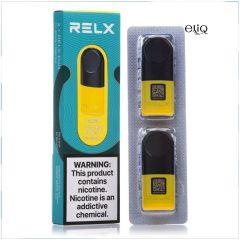 Golden Bunch RELX 2 POD PRO заправленные картриджи (поды) Банан
