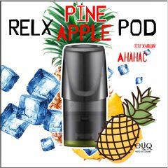 Pineapple RELX PODs 3% 30мг Leaf заправленные картриджи (поды) Ананас