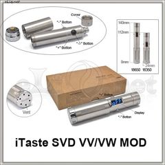 Innokin itaste SVD VV/VW MOD