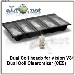 Vision V3+ Dual Coil (CE5) Разборной, с двумя спиралями
