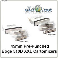 New! Boge 510D для DCT сменный дуалкоил картомайзер