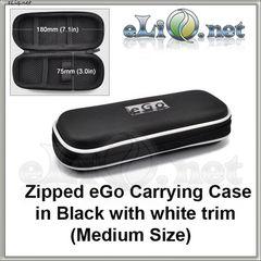 Кейс для электронной сигареты black with white