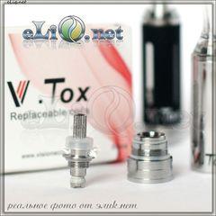 Vision V. Tox BBC - разборной клиромайзер с нижней спиралью