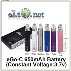 eGo-C 650 mAh Battery (3.7v)