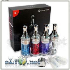 Unitank 2.5ml KangerTech  Plastic Clear Cartomizer Top Filling