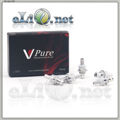 [Vision] V. Pure 2.0ml BBC Испаритель