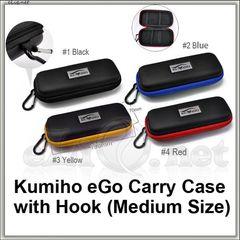 [Kumiho] Кейс для электронной сигареты с карабином (средний)