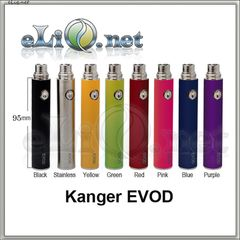 1000 мАч Kanger EVOD Manual Battery (3.7v)