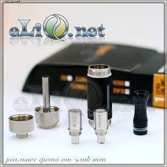 [VapeOnly] 2ml Mini VIVI NOVA-S Glass BDCC стеклянный двуспиральный клиромайзер с нижним расположением спиралей.