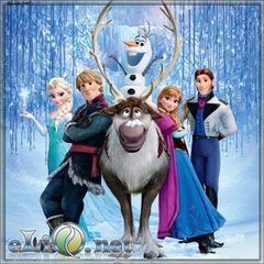 "Персонажи м/ф ""Холодное сердце"" (Frozen, Disney)"