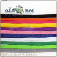 Шнурок для ношения электронной сигареты на шее. С колечком и карабинчиком. Для Ego-T/ Ego-C/ Ego-W/ Ego-D / ECHO (41 - 48 cм)