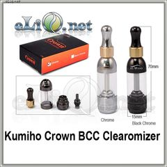 Crown Kumiho BCC Клиромайзер + два испарителя (набор)