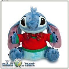 Стич в свитерке (Disney) Мягкая игрушка Дисней оригинал Лило и Стич