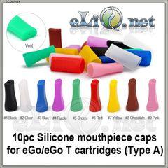 Силиконовые колпачки для eGo/eGo T (Tип A)