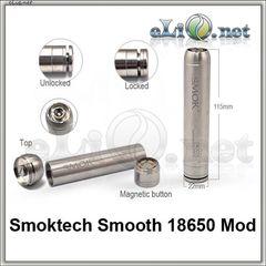 [Smoktech] Smoktech Magnetic Smooth 18650 Mod