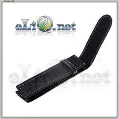 Кожаный чехол для одной электронной сигареты eGo-формата