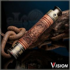[Vision] X.Fire E-fire 1000mAh Wood Spinner Variable Voltage Battery