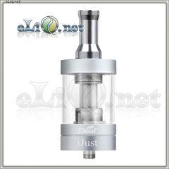 [iSmoka] 3.7ml Eleaf iJust Pyrex Glass BDC - Разборной двуспиральный стеклянный клиромайзер