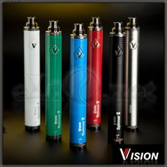 [Vision] Spinner II 1600mAh eGo Variable Voltage Battery - варивольт спиннер - 2